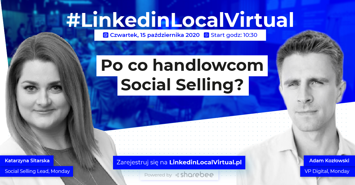 Po co handlowcom social selling?